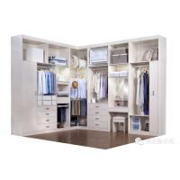 Indian bedroom walk storage closet shelving for hotel for Walk in closet india