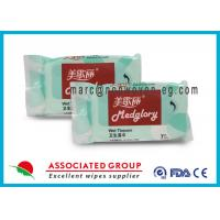 Quality Hypoallergenic Disinfectant Wet Wipes for Hands Wet Tissue Wipes for sale