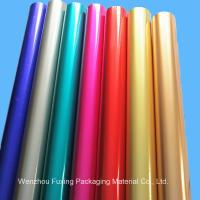 Quality Hot Stamping Foil for Paper/Plastic/Leather/Textile/Fabrics for sale