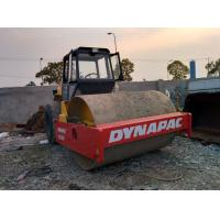 Quality looking for CA25PD Dynapac padfoot sheepfoot road roller for sale