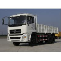 Quality 245hp Dongfeng Cargo Light Truck  6*4 Cummins for sale