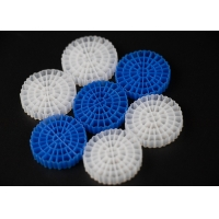 Quality Plastic MBBR Floating K5 Bio Filter Media High Surface Area For Sewage for sale