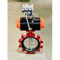 Buy cheap Double action single action rotary pneumatic actuator actuador neumtico CE ATEX from wholesalers