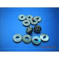 Buy Black MOP Shell Button Wholesales at wholesale prices
