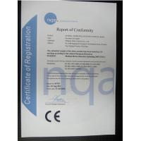 JENZ (HK) INTERNATIONAL LTD Certifications