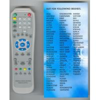 Quality Universal Digital Receiver Remote Control for sale