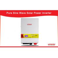 China 1-10kW Solar Power Inverters with 60A MPPT Solar Charge Controller for Home Use on sale