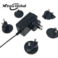Quality Universal interchangeable plug battery charger 16.8V 1A with SAA UL CE PSE GS for sale