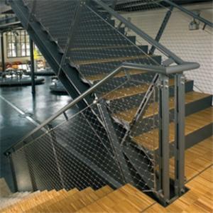 Stainless Steel Rail Mesh