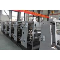 Quality Corrugated Carton Box Manufacturing Machines 900×1900mm For Paper Printing for sale