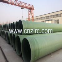 China Fiberglass pipe insulation, FRP Pipe, factory produce on sale