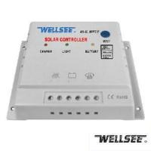 Quality MPPT Street Light Controller Ws- Al MPPT15 15A for sale