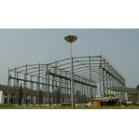 Quality High Strength Steel Building Structures for Workshop, Airports, High - Rise Buildings for sale