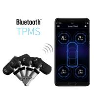 Quality Wireless Car Tire Pressure Monitoring System , TPMS Tyre Pressure Control System for sale