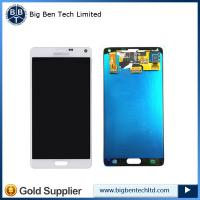 China Wholesale OEM for Galaxy Note 4 LCD display touch screen digitizer assembly on sale