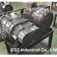 High Pressure Three Lobe Roots Style Blower Low Noise For