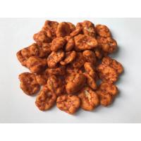 Quality Fried Popular Salted / Crispy Garlic Chilli Broad Beans Snack NON-GMO for sale