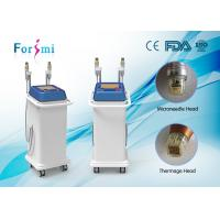 Buy cheap Free Postage No Surgical No Downtime Fractional RF Microneedle Skin Tightening from wholesalers