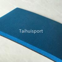 Quality Outdoor Sports Artificial Turf Shock Pad HIC Safety Food Grade EU Standard for sale
