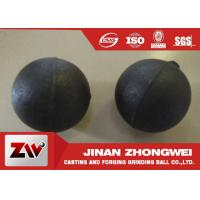 Quality High Chrome Oil Quenching Casting Iron Balls Cr 20-30 For Ball Mill Grinding for sale