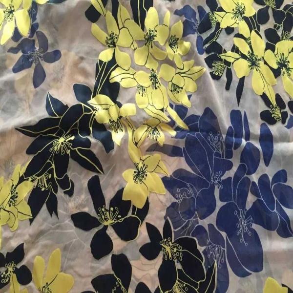 2016 new design burnout silk velvet printed fabrics in china manufacturers for sale 91168815. Black Bedroom Furniture Sets. Home Design Ideas