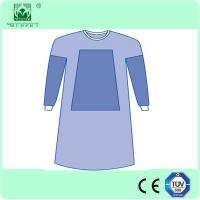 SMS Disposable Reinforced Surgical Gown with CE and ISO Approved