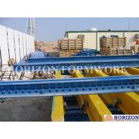Quality Vertical Wall Formwork Systems , Flexible Formwork For Concrete Wall for sale