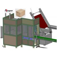 Buy cheap Small Packaging Machine Corrugated Box Machinery  Case Packer from Wholesalers