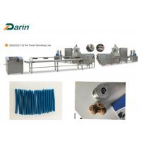 Buy cheap Dog Snacks Pet Food Manufacturing Equipment / Pet Treat Extruder Line from wholesalers