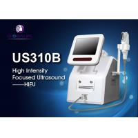 Quality Medical Hifu Beauty Machine For Instant Wrinkle Removal And Face Lifting Body Slimming for sale