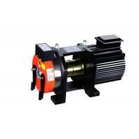 Quality Belt gearless elevator traction machine for sale