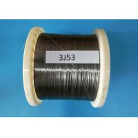 Quality Constant Superelastic Alloy Cold Drawn Wire For Spring Elastic Components 3J53 for sale