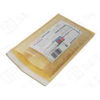 Buy cheap Self Seal Colored Bubble Mailers Poly Kraft Shipping Envelopes 220*330mm from Wholesalers