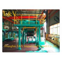 Quality 8-35 mm copper continuous casting machine for copper rod make for sale