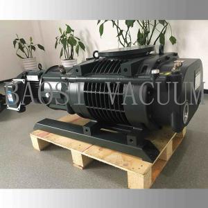 China BSJ600L 600 L/s Booster Vacuum Pump / Roots Vacuum Pump Whole Aluminium Alloy Made on sale