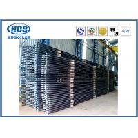Quality Energy Saving Steel Boiler Economizer Heat Exchange Tubes Boiler Spare Parts Heavy Duty for sale