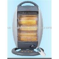 Quality Halogen infrared heater with remote for sale