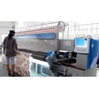 Quality Chain Stitch Computerized Embroidery Machine With 12 Inch Saddle Distance for sale