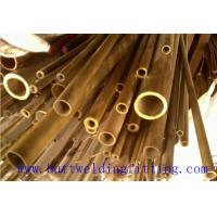 China Copper Nickel Tube Cu - Ni 90/10 C70600 , Seamless Copper Nickel Pipe Size 1-96 Inch on sale