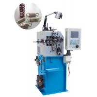 Quality Multifunctional Semi Elliptic CNC Spring Machine With 2 Axis Control CE Approved for sale