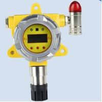 Quality Online toxic gas h2s gas transmitter used in oil and gas plant with module design and alarm light for sale