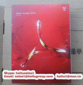 Quality Adobe Acrobat XI pro Adobe original FPP key for sale