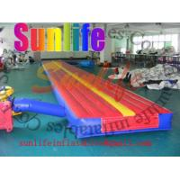 Quality inflatable gym air constant quality air track for sale