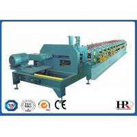 Quality Adjustable CZ Roll Forming Machine With Manual Or Hydraulic Decoiler for sale