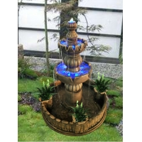 China Water Pump Landscape Tiered Water Fountain on sale