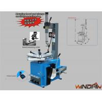 Quality Alloy Wheels Tire Changer and Balancer With Enlarge 24'' Turntable And Protects Steel Rim for sale