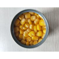 Quality Home Delicious Yellow Sweet Corn Kernels 567G / 2500G / 2840G / 3KG for sale
