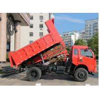 Quality 4WD / 2WD Mining Dump Truck Light Duty Type 140 Hp For Road Construction for sale