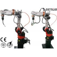 China Automobile Frame Inverter Welding Machine Double Station 1400mm Working Reach on sale