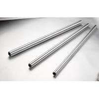 Quality Precision HRC 58 - 62 Solid Shaft , Steel Hollow Shaft With  Induction Hardend , Chorme Plated for sale